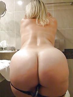 Big Ass Blonde Pics